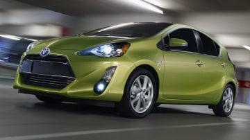 2015 Toyota Prius C and Prius V Updates Revealed In LA