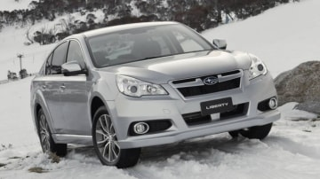 Subaru Liberty 3.6X.