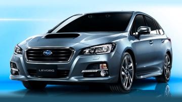 Subaru Levorg Concept Revealed Ahead Of 2014 Production Debut