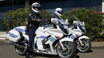 NSW Wallopers Swear-in FJR1300A