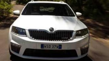 Skoda Octavia RS TDI wagon first drive review