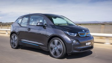 BMW says a lack of government interest is holding back electric cars such as its i3.