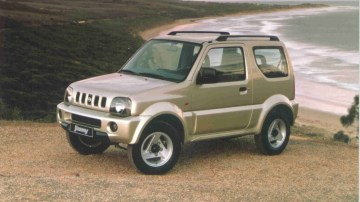 New Suzuki Jimny expected for Australia
