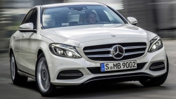 2014 Mercedes-Benz C-Class: Photos And Features Revealed