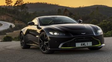 2018 Aston Martin Vantage Review