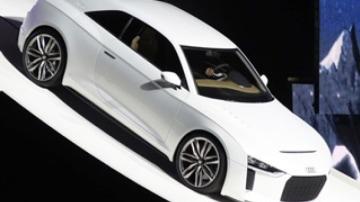 Audi Quattro heads for production