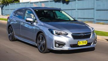 2017 Subaru Impreza 2.0i-S.