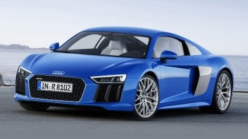 New Audi R8 Revealed: Official