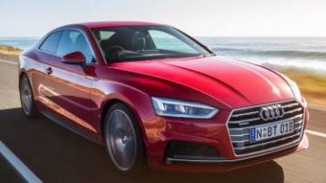 2017 Audi A5 Coupe new car review