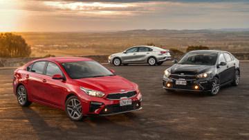 2018 Kia Cerato sedan first drive review