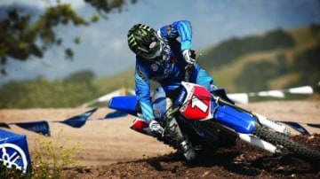 Yamaha's new 2009 YZ450F and YZ 250F released