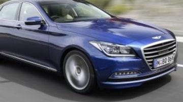 Hyundai Genesis new car review