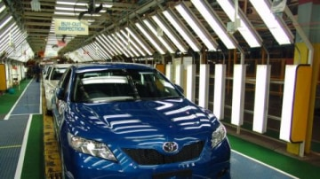 Toyota Lowers 2009 Sales Forecast