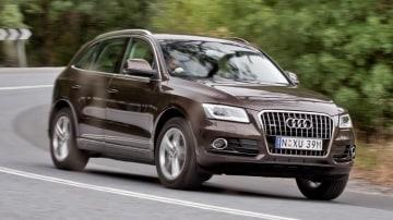 Audi Q5 3.0 TDI EMBARGOED