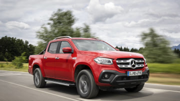 Mercedes X-Class V6 priced from $73,270
