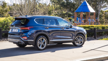 Family SUV comparison test: