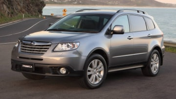 Subaru Tribeca May Share Toyota Kluger Platform In Future: Report