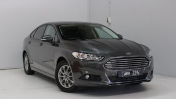 2017 Ford Mondeo Ambiente.