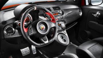 Fiat 500 Abarth 695 Tributo Ferrari