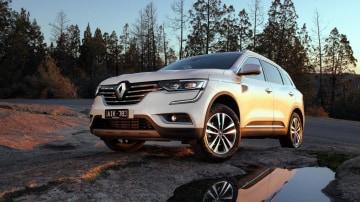 2016 Renault Koleos Intens.