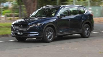 2020 Mazda CX-8 Touring petrol review