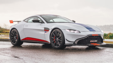 2021 Aston Martin Vantage with aero kit review