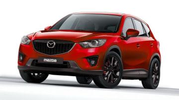CX-5, Mazda3, Mazda2, RX-8 and MX-5 Getting Tuned For Tokyo Auto Salon