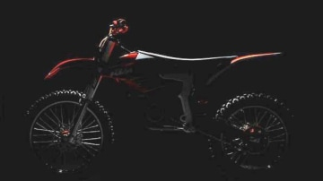 KTM Electric Motorcycle Prototypes