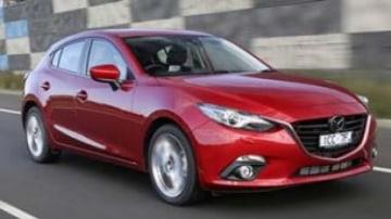 Mazda3 XD Astina diesel new car review