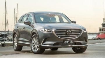 2017 Mazda CX-9 Azami new car review