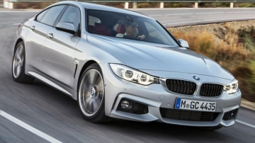 BMW 4 Series Gran Coupe Revealed In New Leaked Images
