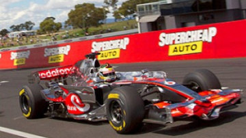 F1 at bathurst