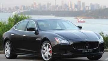 Maserati Quattroporte GTS new car review