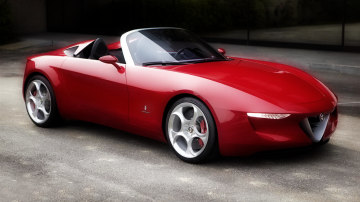 MX-5 Based Alfa Could Revive Duetto Name: Report