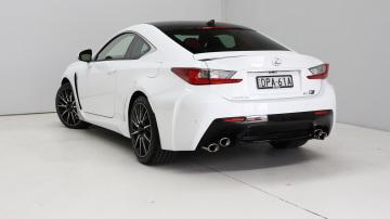 2017 Lexus RC F Carbon.