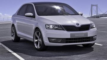 Skoda MissionL Concept Previews Upcoming New Liftback Sedan