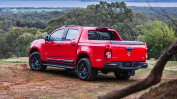 Holden's updated Colorado range includes revisions to the range-topping Z71.