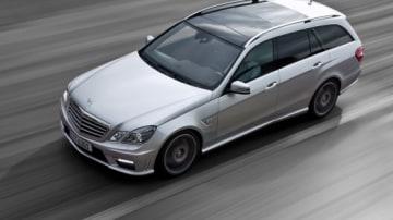 2010 Mercedes-Benz E63 AMG Estate Revealed