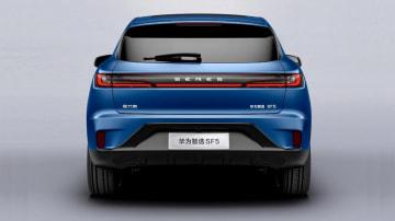 2021 Huawei Seres SF5 2 rear