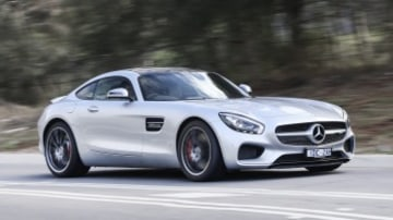 The Mercedes-AMG GT will give others in its class a run for their money.