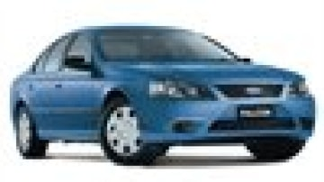 LPG more crucial than hybrid for 2008 Falcon, says Ford