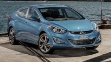 Hyundai Elantra Series II: pricing and details