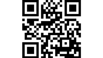Drive's QR code links your phone to our mobile content.