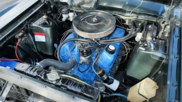 Power unit: The original GT Falcon boasted 168kW, impressive for its time.
