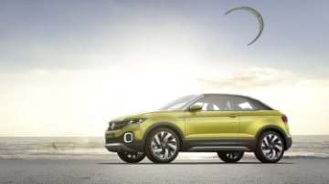 Five new SUVs on the way for VW