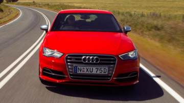 Audi S3 Sportback.