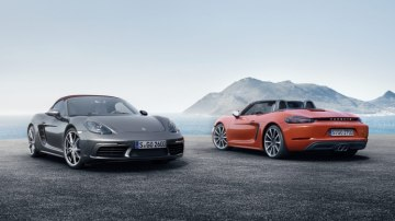 Porsche has resurrected its 718 nomenclature for its updated Boxster.