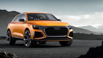 Audi's upcoming Q8 is expected to become an RS model in the future