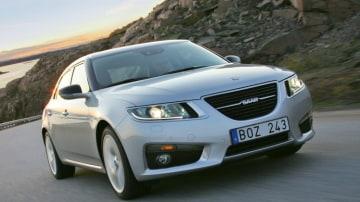 Reborn ... Saab's 9-5 Aero XWD.