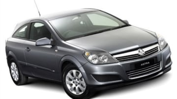Holden Astra coupe